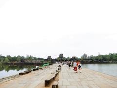 Angkor Wat gate