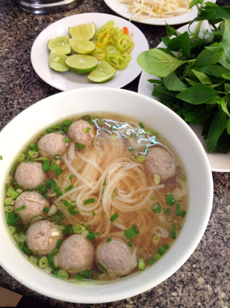 Pho: a must in Vietnam